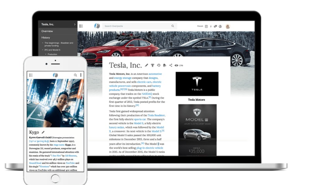 Everipedia: The crowd-sourced online encyclopedia for absolutely