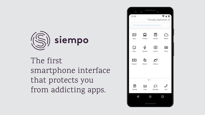 Siempo: [DRAFT] Technology that protects & promotes human
