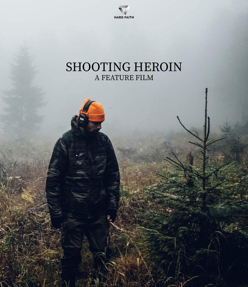 Shooting Heroin Movie: The Fight For America's Heart: A