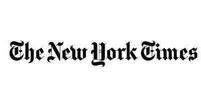 Large cropped new york times logo